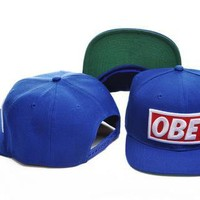 OBEY Snapback Hat Brand New With Tag. Code : OB01 by Brother88 Collection