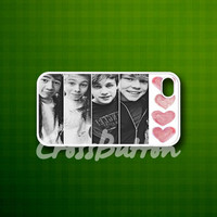 5 Seconds Of Summer (5SOS) - Print on hard plastic - iPhone 4/4s, 5 - Samsung S3 i9300, S4 i9500 - iPod 4, 5