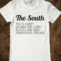 Supermarket: The South 2 from Glamfoxx Shirts