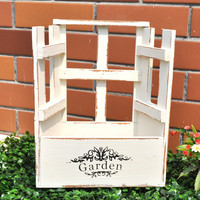 Wooden Style Rack Miniascape [6282958214]