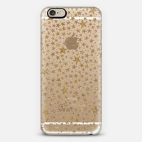 Glitter Superstar Gold iPhone 6s case by Cynthia Frenette | Casetify