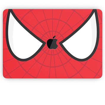 Comic Series / Spider Super Hero Wars - Apple MacBook Pro, Pro with Touch Bar or Air Skin Decal Kit (All Versions Available)