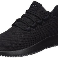 adidas Originals Tubular Shadow J Black Textile Trainers