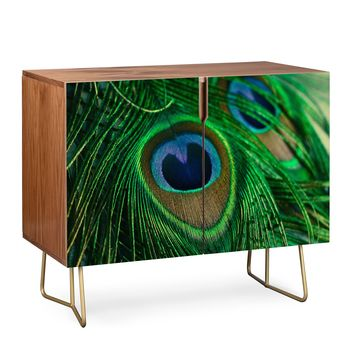 Olivia St Claire Shimmering Color Credenza