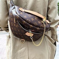 LV Louis Vuitton Classic Crossbody Bag Shoulder Bag Waist Bag Shopping Bag