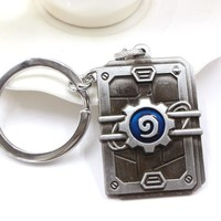 Functional Hot Sale Creative Trendy New Arrival Great Deal Gift Metal Accessory Keychain [6058442689]
