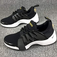 NIKE AIR PRESTO thick winter jogging shoes F-CSXY black