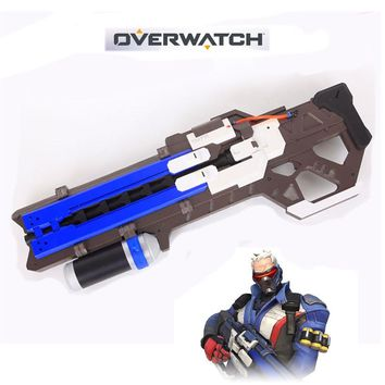 Overwatch Cosplay Soldier: 76 Heavy Pulse Rifle