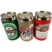 Mini Beer Can Grinder