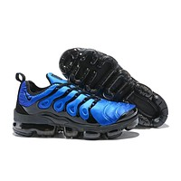 Nike Air VaporMax Plus Photo Blue VM Tn Running Shoes