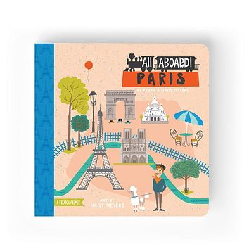 All Aboard Paris: A French Primer
