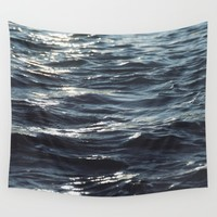 Passing By Wall Tapestry by Brian Biles | Society6