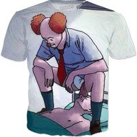clowning around Tee
