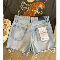 Faded Time Shorts