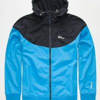 Imperial Motion Larter Tech Mens Jacket Navy  In Sizes