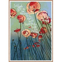 In The Meadow Sympathy Card