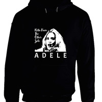 Adele Hello From The Other Side Illustrations ARF Hoodie
