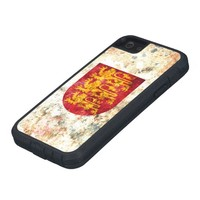 Royal Arms of England iPhone 5 Covers