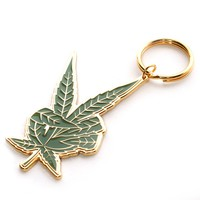 LRG - LRG Motivated Keychain - Green - Other - Accessories