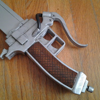 Attack on Titan handle and blade cosplay prop