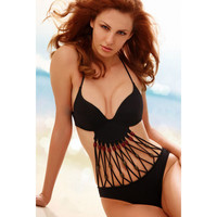 Hot Swimsuit Summer New Arrival Swimwear Beach With Steel Wire Sexy Bikini [4914914116]