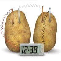 4M Potato Clock
