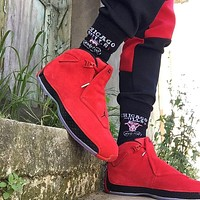Air Jordan 18 ¡°Toro¡± Red Black AJ18 Basketball Shoes Retro Sneakers