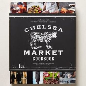 Chelsea Market Cookbook by Anthropologie in Multi Size: One Size Books