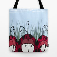 The Three Amigos Tote Bag by One Artsy Momma