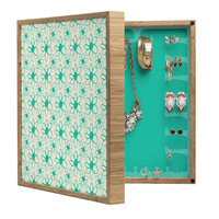 Allyson Johnson Mod Flowers BlingBox Petite