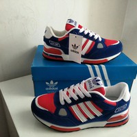 """Adidas 750"" Women Sport Casual Multicolor Stripe Sneakers Fashion Running Shoes"