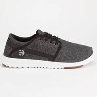 Etnies Scout Aaron Ross Mens Shoes Black/White  In Sizes
