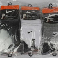 3pairs/lot  5pairs/lot nike Socks brand Business Casual socks cheap and high quality
