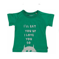 Imps and Elfs 'I'll Eat You Up' Tee - 2155003 - FINAL SALE