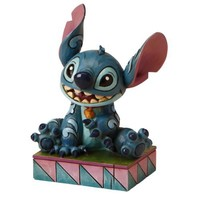 "Disney Traditions by Jim Shore Stitch Figurine ""Ohana Means Family"" (4016555)"