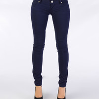 Classic Skinny Pants - Bottoms - Clothing