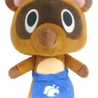 "Animal Crossing New Leaf Doll 5.5"" Tommy Convenience Store Clerk"