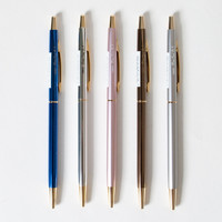 OHTO Needle Point Slim Line 0.5mm Pen