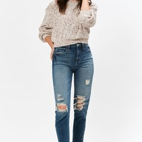 Kendall and Kylie Cropped Banded Sweater at PacSun.com