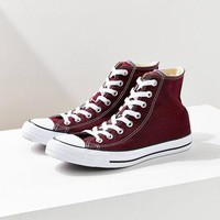 Converse Chuck Taylor All Star Maroon High Top Sneaker | Urban Outfitters