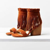 Matiko Fringed Morgan Heel - Urban Outfitters