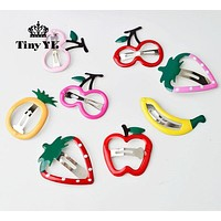 Cute Lovely Fruit hair clips