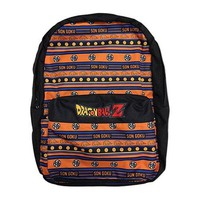 Dragonball Dragon Ball Z Roku Style School Backpack
