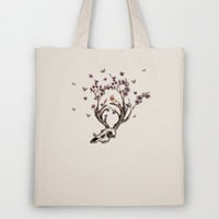 Life 2 Tote Bag by Belle13 | Society6
