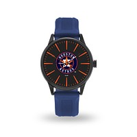 Watches For Men On Sale Astros Cheer Watch With Navy Band