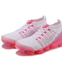 Nike Air Max VaporMax Flyknit Women Running Shoes