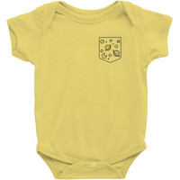 space pocket design Infant Clothing