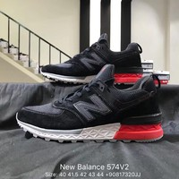 New Balance Men's 574 Lifestyle Fashion Sneaker