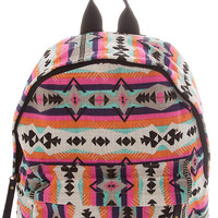 Sirens Aztec BackPack