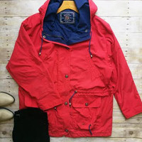 Pacific Trail Legendary Outerwear-Red